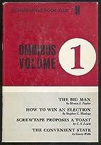 Conservative Book Club Omnibus volume 1: The…