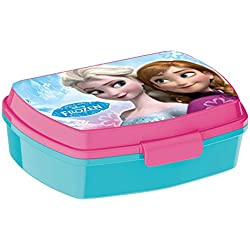 Stor ST55774 - Scatola Box Portamerenda Frozen