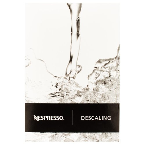 New Nespresso Descaling Solution, Fits all Models, 2 Packets