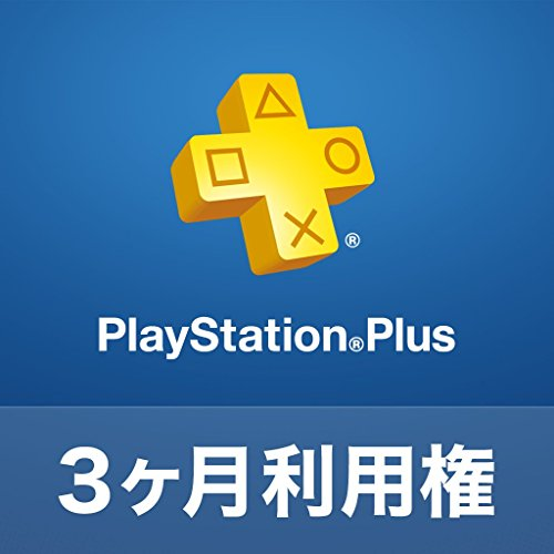 PlayStation Plus 3 months subscription (automatic update and) in the online code