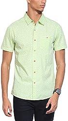 East West Men's Casual Shirt (EW-POP-007_38)