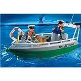 Playmobil Harbor Police