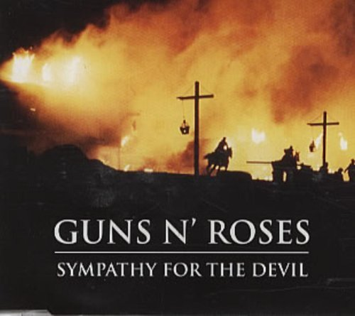 Guns N' Roses - Sympathy For The Devil - Geffen Records - GED 21967 by Guns N Roses