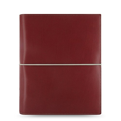 filofax-a5-domino-red-organiser