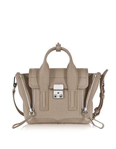 31-phillip-lim-womens-ap160226skckhaki-grey-brown-leather-handbag