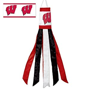 Wisconsin Badgers 57 Windsock by Caseys