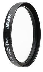 Tiffen 55mm Haze-1 Filter