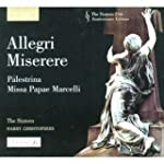 Allegri - Miserere; Lotti - Crucifixu...