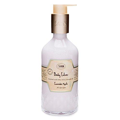【SABON(サボン)】ボディ ローション ラベンダー アップル ボトルタイプ Body Lotion Lavender Apple
