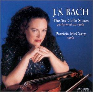 Johann Sebastian Bach, Patricia McCarty - J. S. Bach: Six Cello Suites