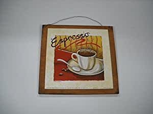 Http Amazon Com Espresso Coffee Kitchen Wooden Decor Dp B00n3vs0zk