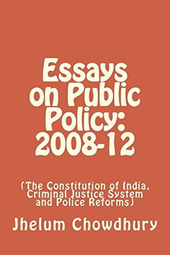 essay on public policy