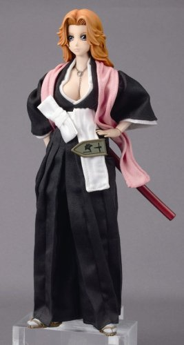 Bleach : Rangiku Matsumoto Plush Action Figures 1/6 Scale Figure