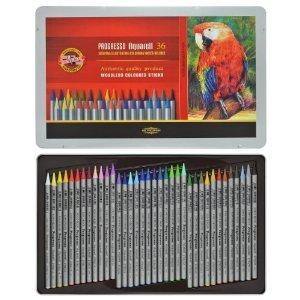 36-aquarellstifte-vollminen-aquarell-farbstifte-progresso-von-koh-i-noor-buntstifte-zeichenstifte