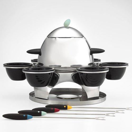 Kitchen Appliances Set: Michael Graves DesignTM Fondue Set Home Garden Kitchen
