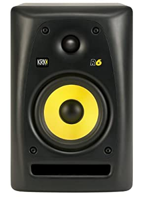 KRK R6G3 Generation 3 Passive Studio Monitor from KRK