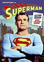 Adventures Of Superman: The Complete Second Season [DVD] [2006]