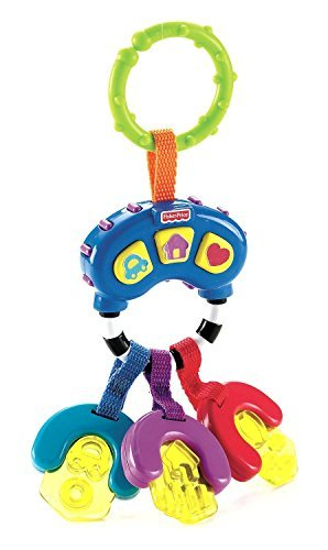 Fisher Price Fisher Price Musical Teether Keys