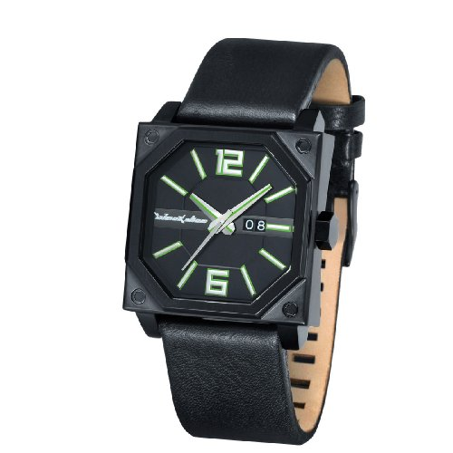 Black Dice Men's BD038-06 Consortium Fashion Analog Watch