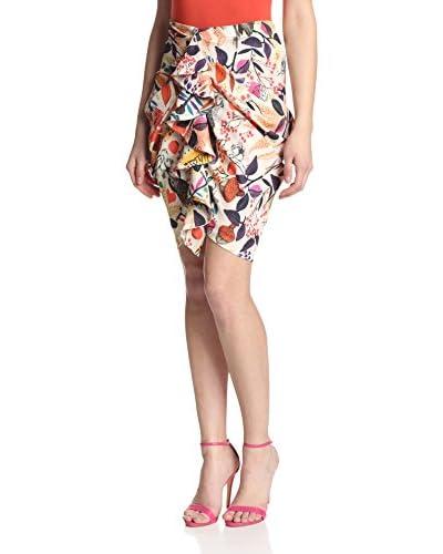 Eva Franco Women's Kari Skirt  [Birds u0026 Bees]