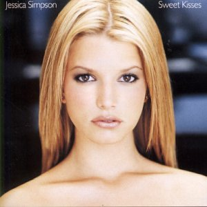 Original album cover of Sweet Kisses by Jessica Simpson