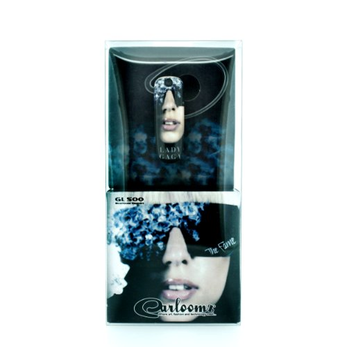 Earloomz Sl-243 The Fame Bluetooth Headset - Retail Packaging - Black/Silver