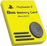 echange, troc Carte Mémoire 8MB Playstation 2