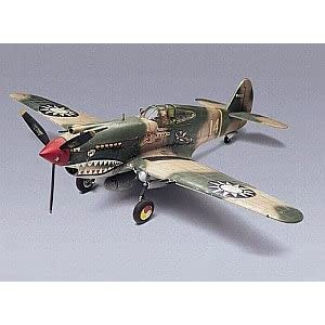 Revell 1:48 P - 40B Tiger Shark