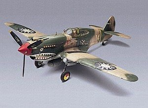 Revell 1:48 P-40B Tiger Shark