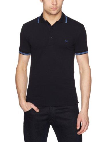 GAS - Maglietta, Uomo, Blu (Navy blue), XL