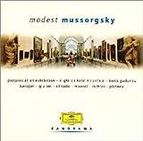 ムソルグスキー : 展覧会の絵 (オーケストラ版/ピアノ版) / 禿山の一夜 / 歌曲集「死の歌と踊り」 他