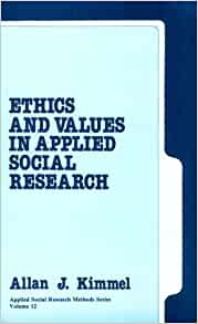 Applied social research methods paperback
