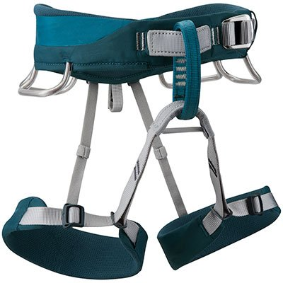 Black Diamond Women's Primrose Climbing Harness (Moroccan Blue