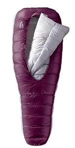 Buy Sierra Designs Backcountry Bed 800 3-Season Sleeping Bag - Ladies by Sierra Designs