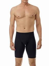 Underworks Men's Compression Shorts 5x Black
