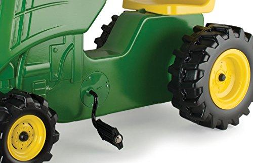 John Deere L100 Tire Size : Stens john deere m plastic deck wheel