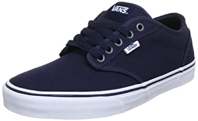 Vans Men's Atwood (Chambray) Skate Shoe