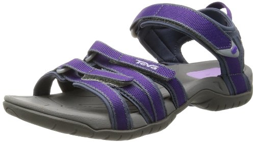 Teva Women's Tirra Sandal,Dark Purple,9 M US