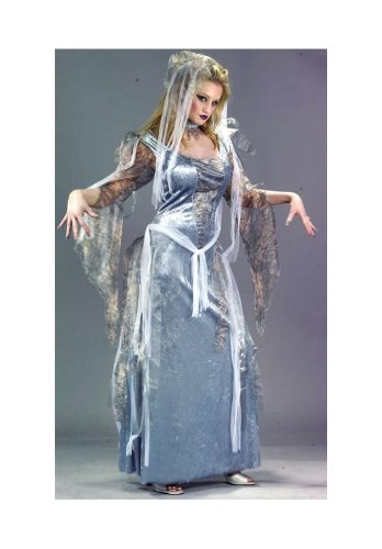 Ghostly Goddess Adult Halloween Costume