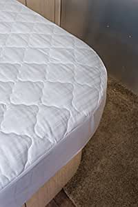 Amazon Quilted Mattress Pad Cover for Airstream