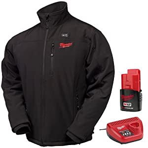 how to clean milwaukee heated jacket