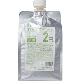 オブ・コスメティックス 薬用トリートメントオブへア・2-R エコサイズ(シトラスフレッシュの香り) 1,000g