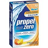 Propel Zero Fitness Water Mix - Citrus Punch - Powder Packets - 10ct Box