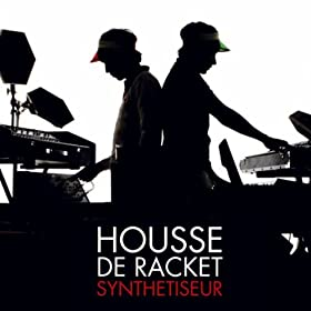 Synthetiseur the teenagers remix housse de racket for Roman housse de racket