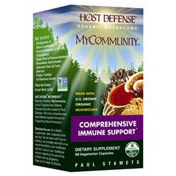 Mycommunity Fungi Perfecti/Host Defense 60 Caps