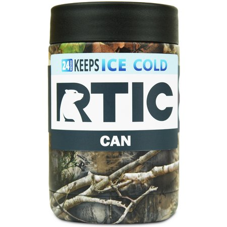 RTIC 12 oz Can Cooler, Kanati Camo (Clear Soda Can compare prices)