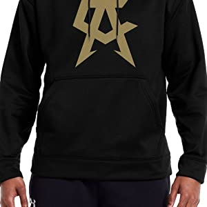 Under Armour Mens Charged Cotton® Storm Canelo Hoodie by Under Armour