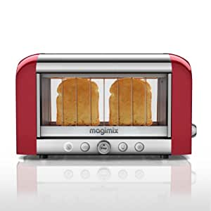 Magimix 11528  Vision Toaster, Red