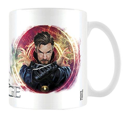Doctor Strange di tazza di ceramica, multicolore