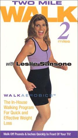 Leslie Sansone - 2 Mile Walk [VHS]